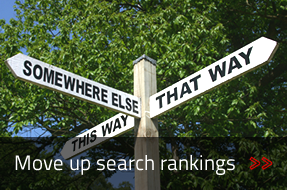 Move up search rankings