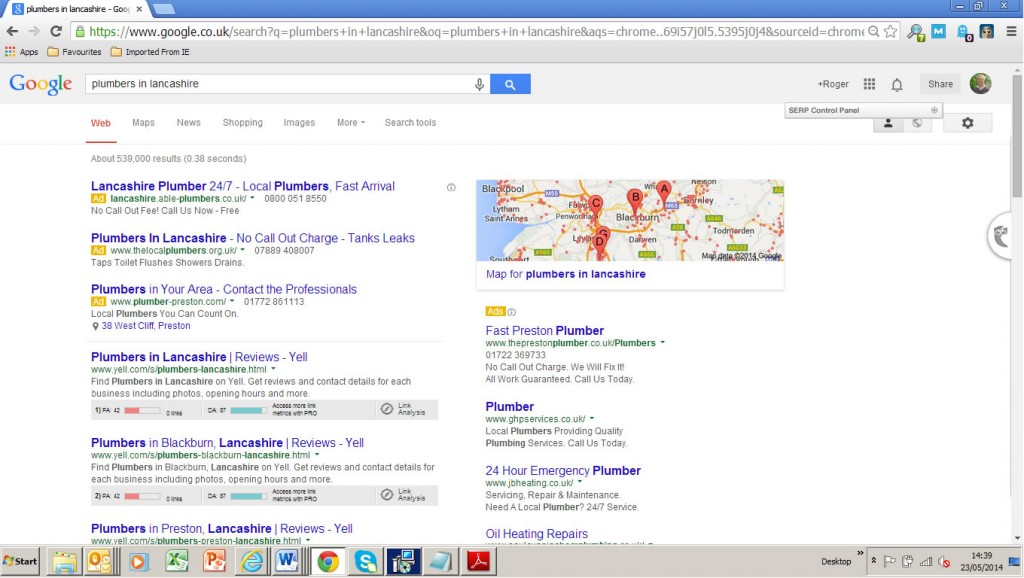 search engine optimisation gets you noticed
