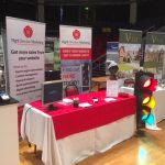 Our Exhibition Stand at the Lancs Business Expo